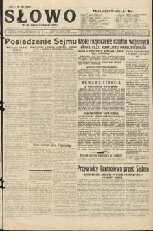 Słowo. 1931, nr257