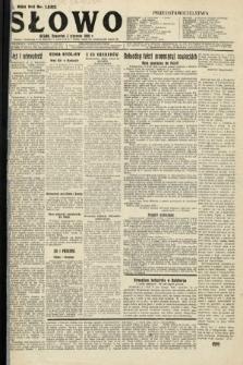 Słowo. 1929, nr2