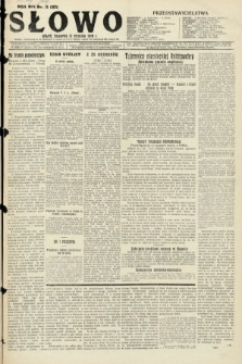 Słowo. 1929, nr14