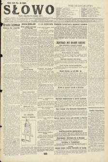 Słowo. 1929, nr20