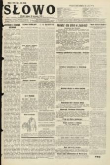 Słowo. 1929, nr22