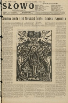 Słowo. 1929, nr52