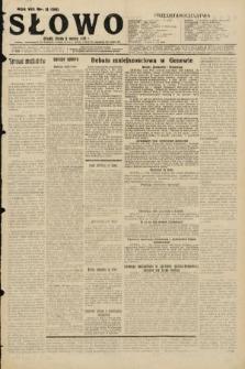 Słowo. 1929, nr54