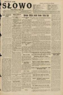 Słowo. 1929, nr58