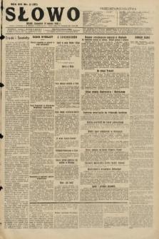 Słowo. 1929, nr61