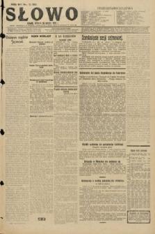 Słowo. 1929, nr71