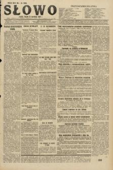 Słowo. 1929, nr84