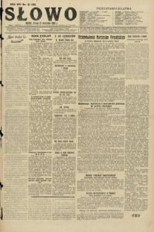 Słowo. 1929, nr88