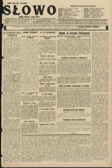 Słowo. 1929, nr104