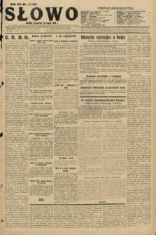 Słowo. 1929, nr111