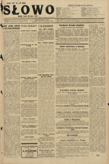 Słowo. 1929, nr121