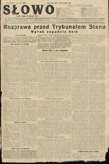 Słowo. 1929, nr147