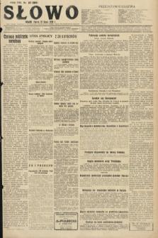 Słowo. 1929, nr157