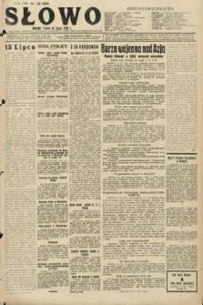 Słowo. 1929, nr163