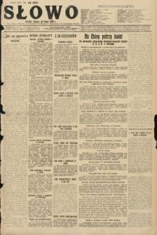 Słowo. 1929, nr164