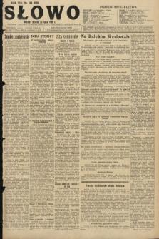 Słowo. 1929, nr166