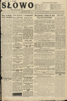 Słowo. 1929, nr167