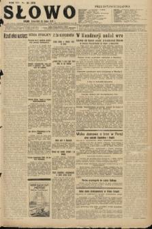 Słowo. 1929, nr168