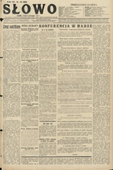 Słowo. 1929, nr179
