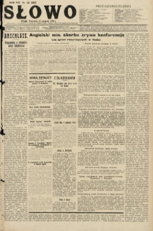 Słowo. 1929, nr183