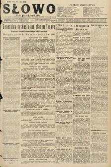 Słowo. 1929, nr184