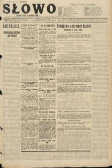Słowo. 1929, nr185