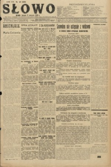 Słowo. 1929, nr187