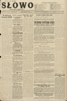 Słowo. 1929, nr190