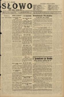 Słowo. 1929, nr205