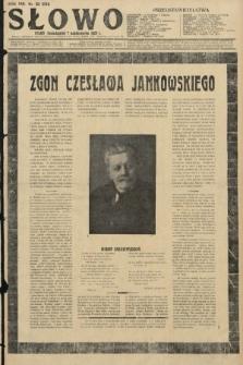 Słowo. 1929, nr231