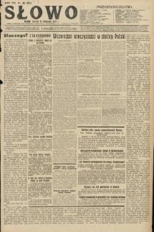 Słowo. 1929, nr261