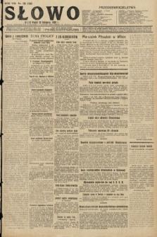 Słowo. 1929, nr270