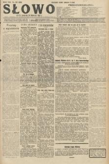 Słowo. 1929, nr272