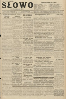 Słowo. 1929, nr279