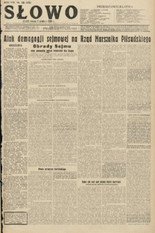Słowo. 1929, nr283