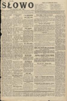 Słowo. 1929, nr287
