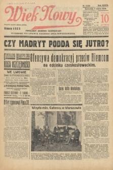 Wiek Nowy : popularny dziennik ilustrowany. 1939, nr11355