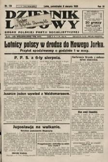 Dziennik Ludowy : organ Polskiej Partji Socjalistycznej. 1928, nr178