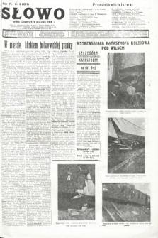Słowo. 1936, nr8