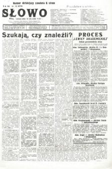 Słowo. 1936, nr12