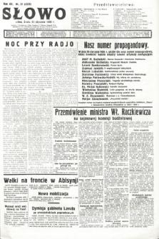 Słowo. 1936, nr21