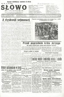 Słowo. 1936, nr26