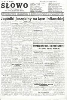 Słowo. 1936, nr30