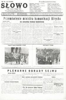 Słowo. 1936, nr38