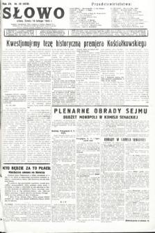 Słowo. 1936, nr49
