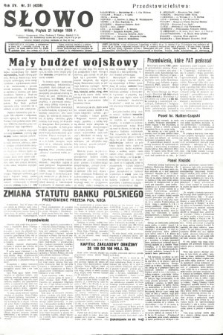 Słowo. 1936, nr51