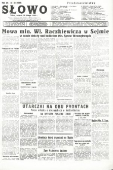 Słowo. 1936, nr55