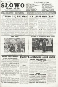 Słowo. 1936, nr62