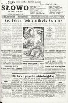 Słowo. 1936, nr63