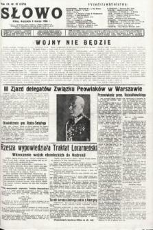Słowo. 1936, nr67
